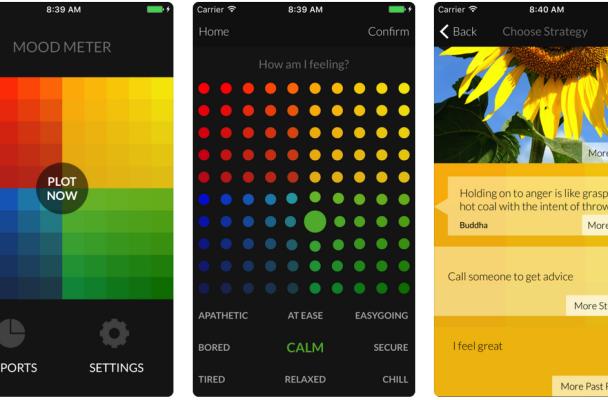 Mood Meter App